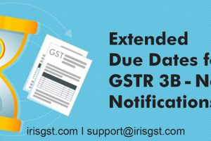 Due date extended for GST Returns