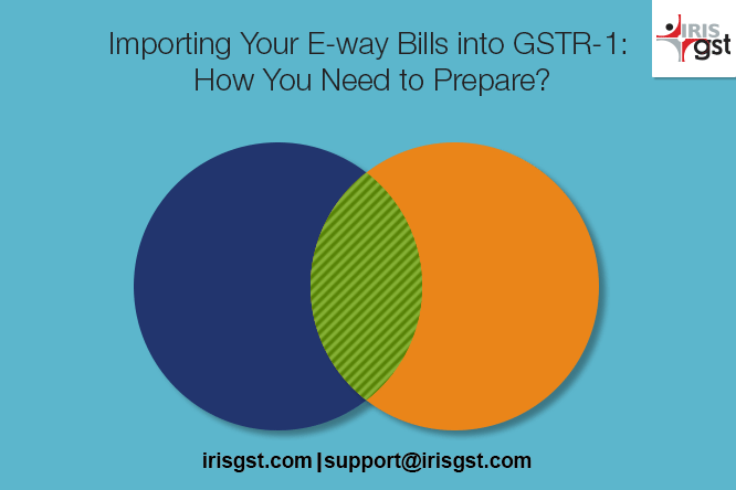 Importing Your E-way Bills into GSTR-1: How You Need to Prepare?