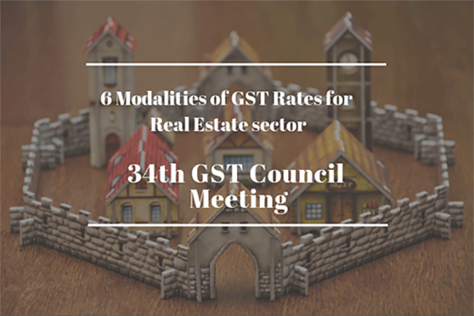 34 GST Council Meeting