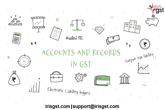 Accounts & Records under GST