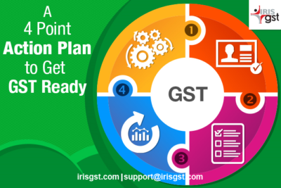 A 4 point Action Plan for GST