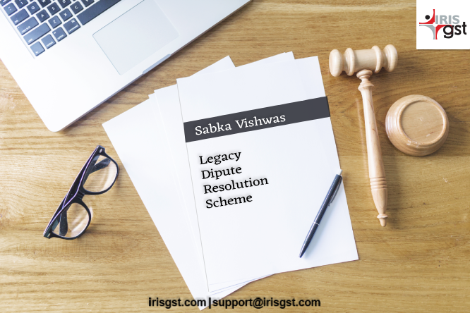 Sabka Vishwas – Legacy Dispute Resolution Scheme (LDRS)