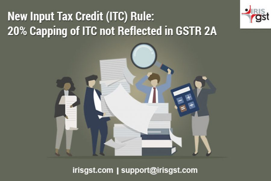 All about Provisional Input Tax Credit (ITC) | CGST Rule 36(4)