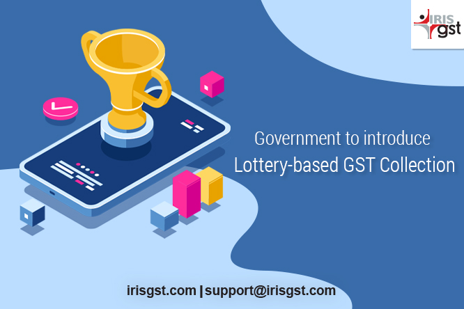 Government introduces lottery on GST-paid bills to boost GST Collection