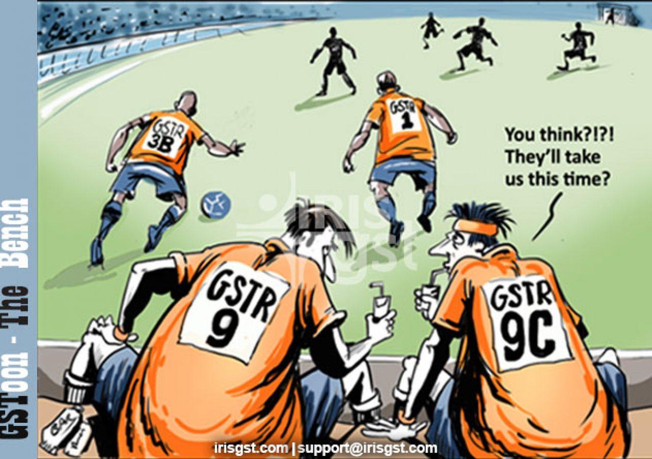 The Bench- GSTR9 vs GSTR9C