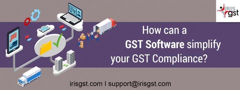 How can a GST Software simplify your GST Compliance?