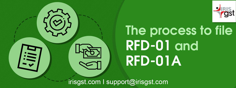 The Process to File RFD-01 and RFD-01A