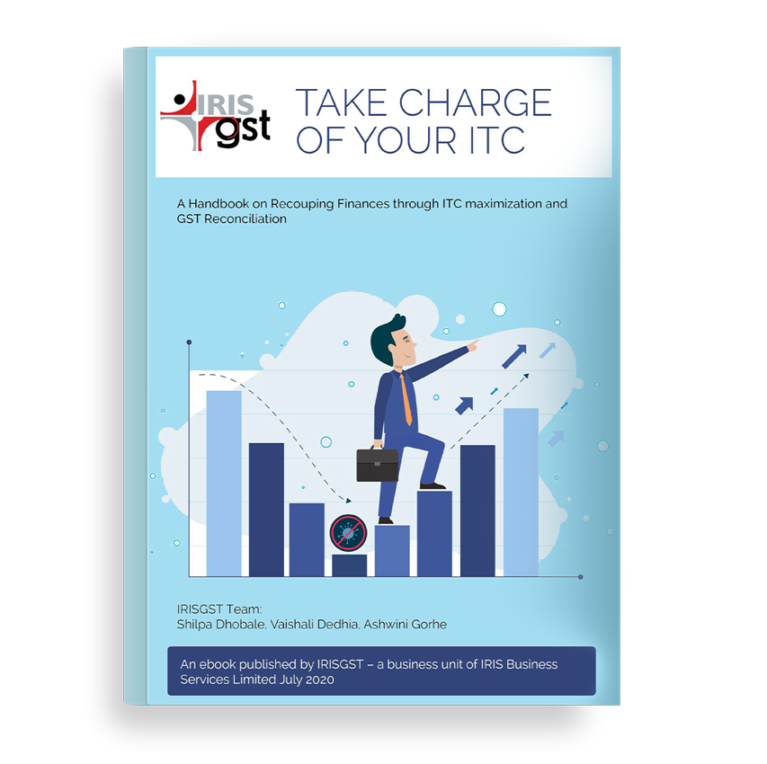 ITC Maximization and GST Reconcilation Cover Page