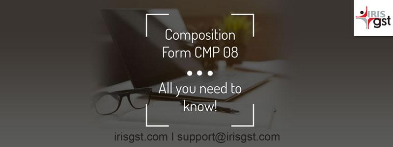Composition form 08