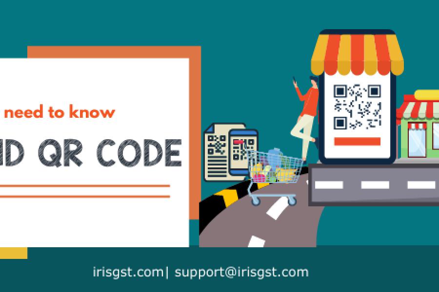 QR Code and B2C Invoices | E-invoicing under GST