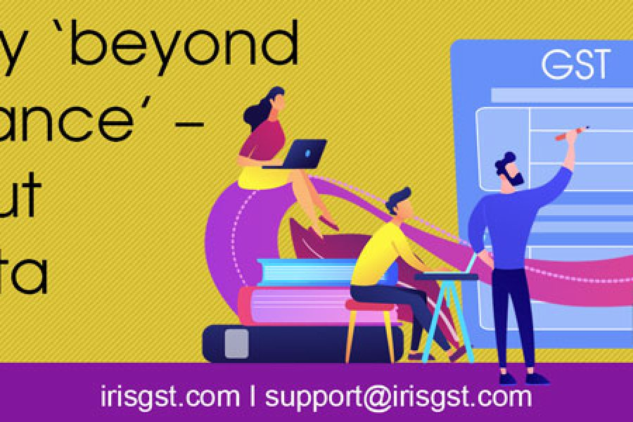 The story 'beyond compliance' – All about GST Data and its Emerging Use Cases
