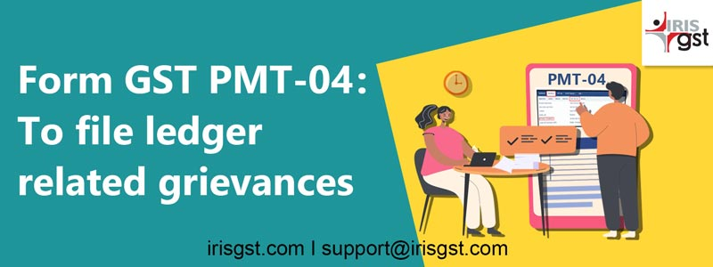 Form GST PMT-04