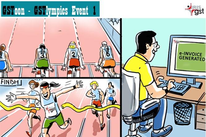 GSTlympics Event 1