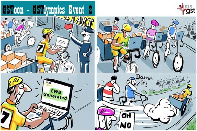 GSTlympics Event 2