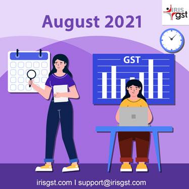 August 2021, GST Newsletter #44